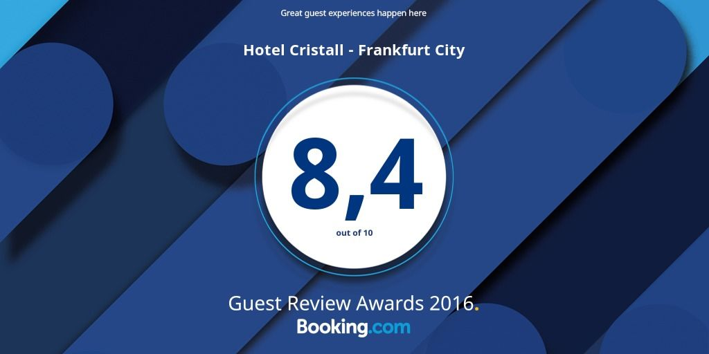 Booking guest award 2016