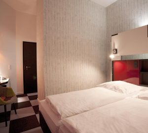 Hotel Cristall Frankfurt Doppelzimmer