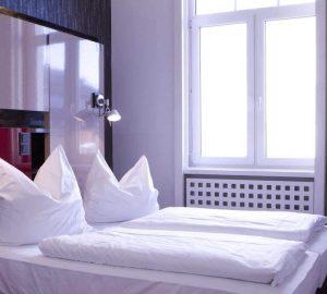 Hotel Cristall Frankfurt Habitación Doble