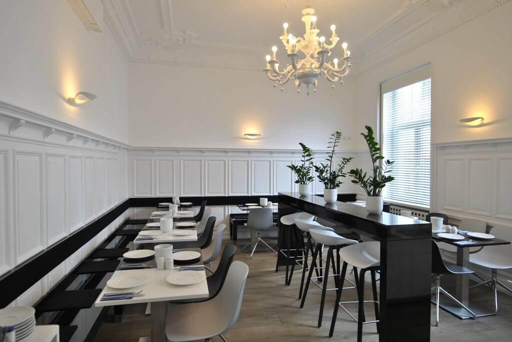 Hotel Cristall Frankfurt Sala colazione