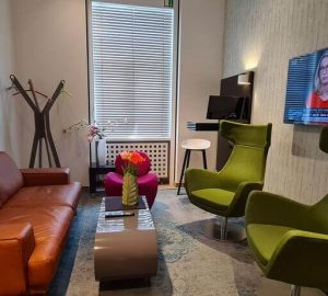 Hotel Cristal Frankfurt Lobby Rezeption